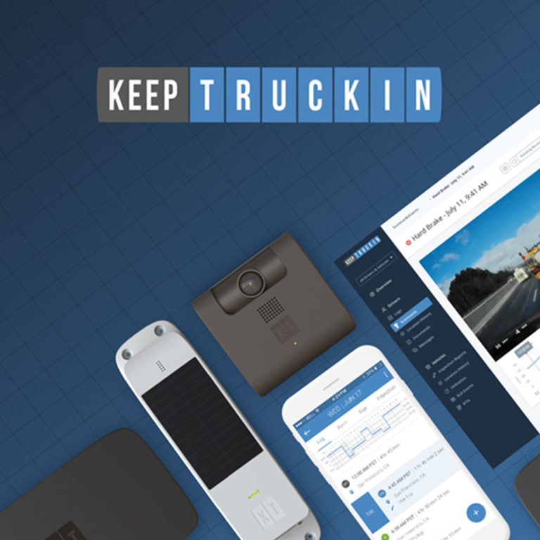 Late stage venture capital firm IVP portfolio company Keep Truckin